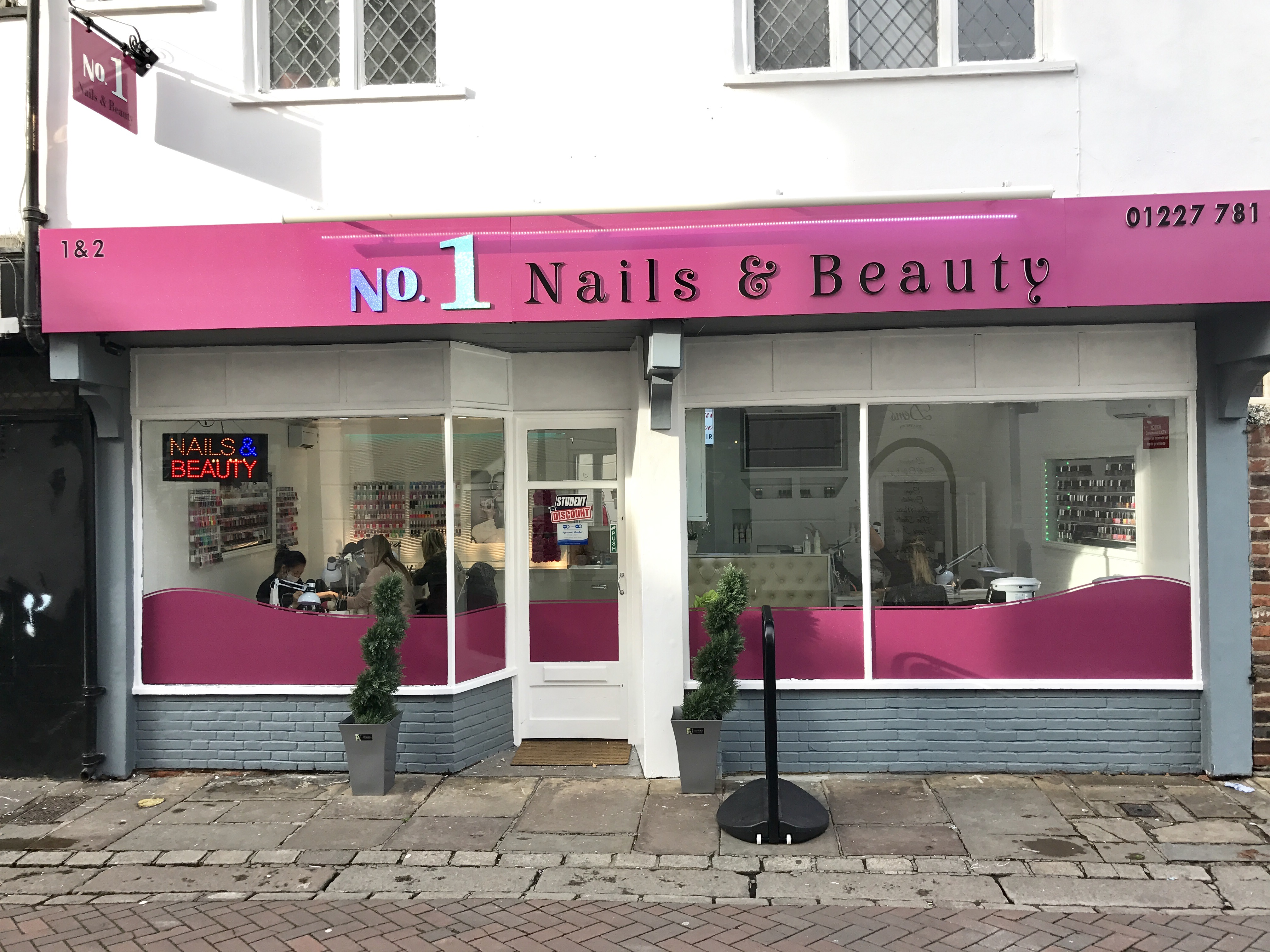 Gallery of No1 Nails and beauty